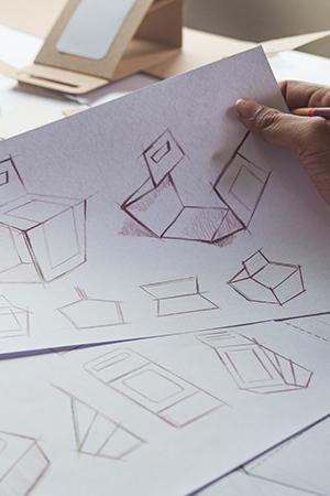Como o design de embalagens interfere na decisão de compra do cliente?
