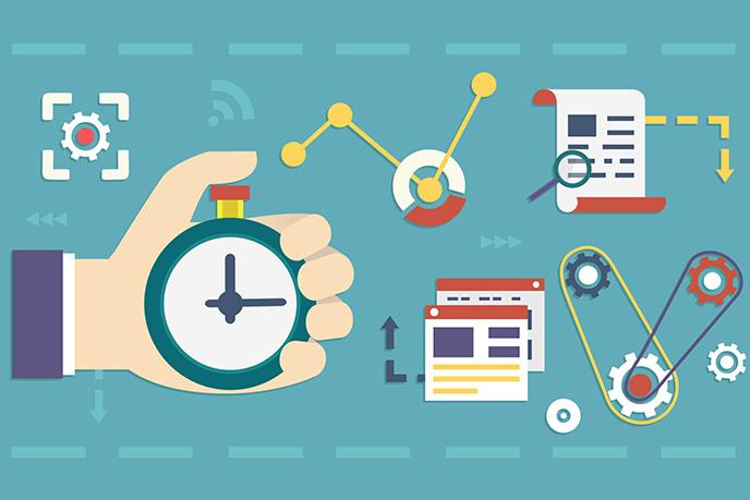 Como promover a otimização de processos e evitar excesso de trabalho?