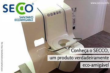 Conheça o Secco, um produto eco-amigável